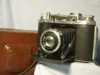 '  COMMANDO ' ENSIGN Commando Vintage Folding  Rangefinder Camera   -NICE- £59.99